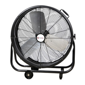 "24"" High Velocity Floor Fan"