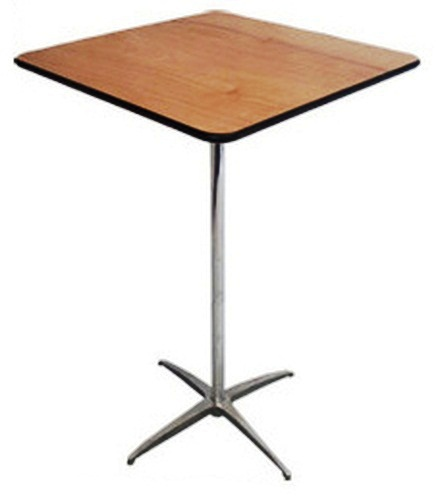 "Cocktail table short boy 30"" Heights X 36"" Wide square"