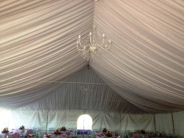 Tent Liners 40'x60'