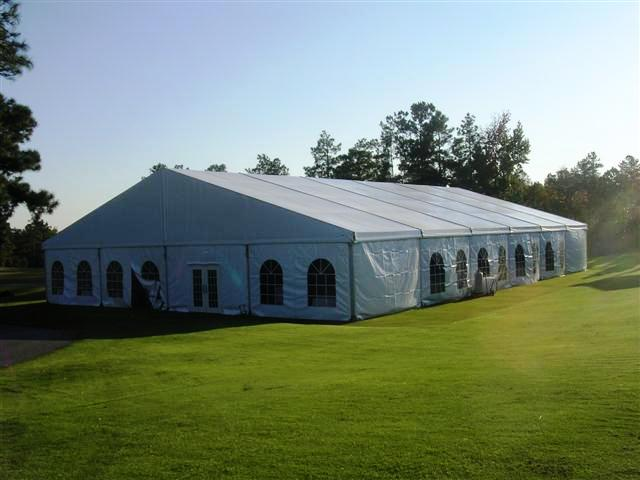 Clearspan Structure Tents 50 'X 80'