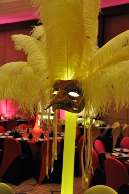 Feathers Centerpieces FCP-10