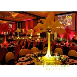 Feathers Centerpieces FCP-12
