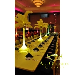 Feathers Centerpieces FCP-06