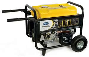 GENERATORS AND POWER DISTRIBUTIO