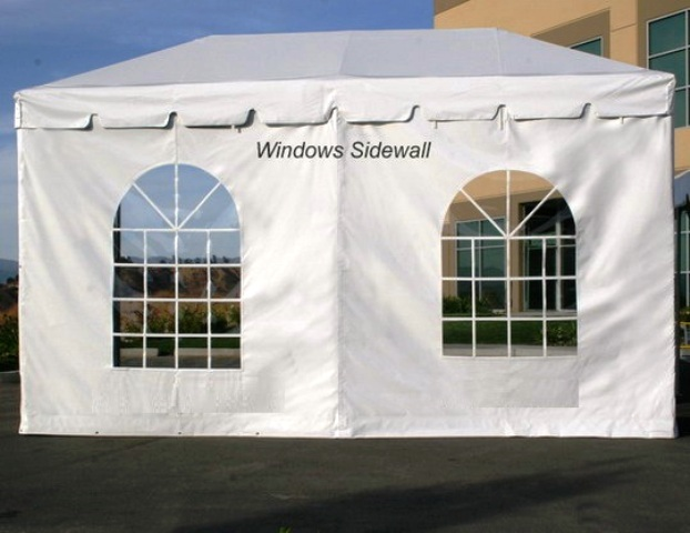 Tent Window Sidewall 8' (Per linear foot)