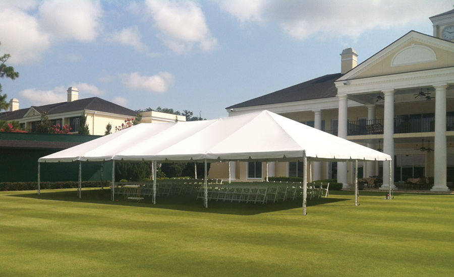 30' x 60' Frame Style Tent